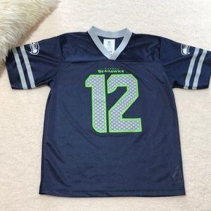 NFL Seattle Seahawks 12th Man Tee